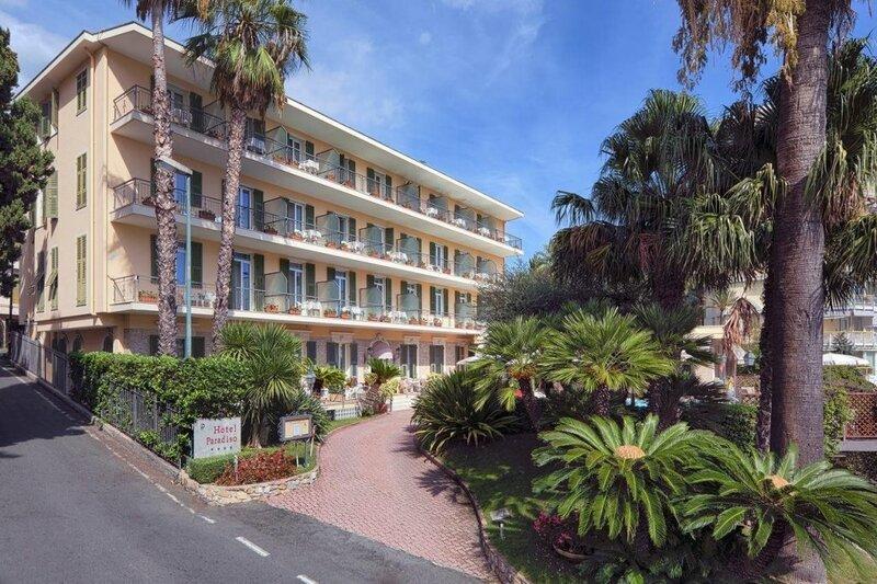 Отель Paradiso Sanremo