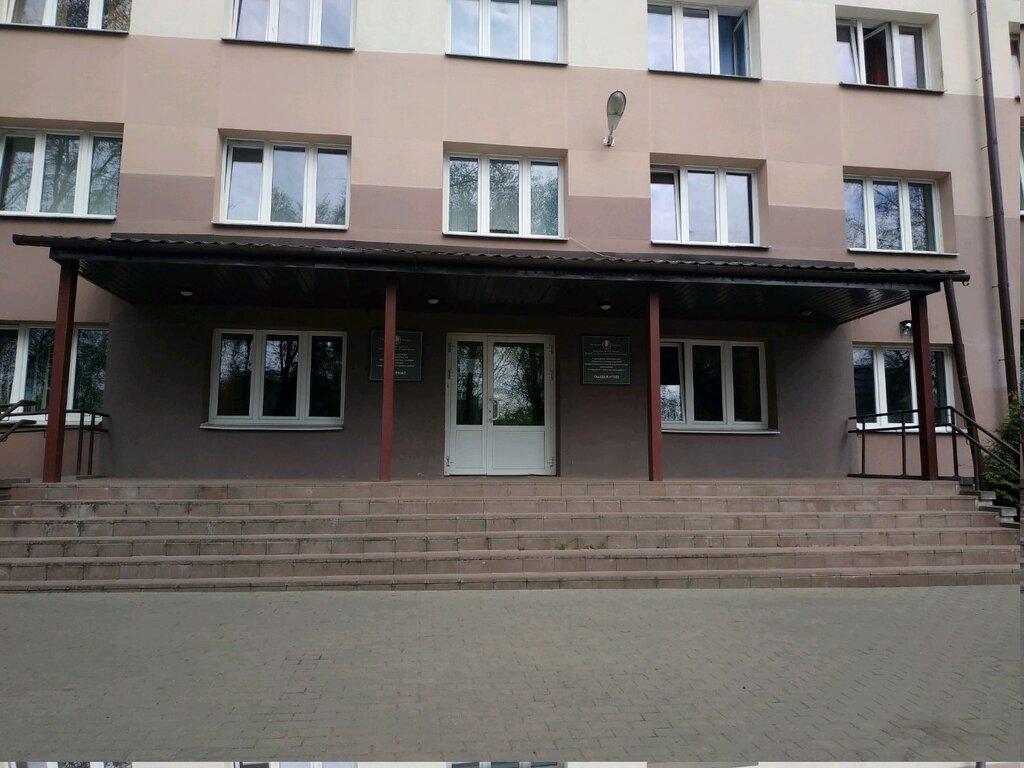 общежитие — Общежитие Мгптк монтажных и подъёмно-транспортных работ — Минск, фото №2