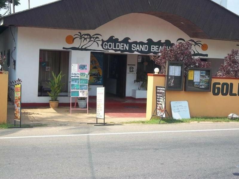 Golden Sand Beach Hotel