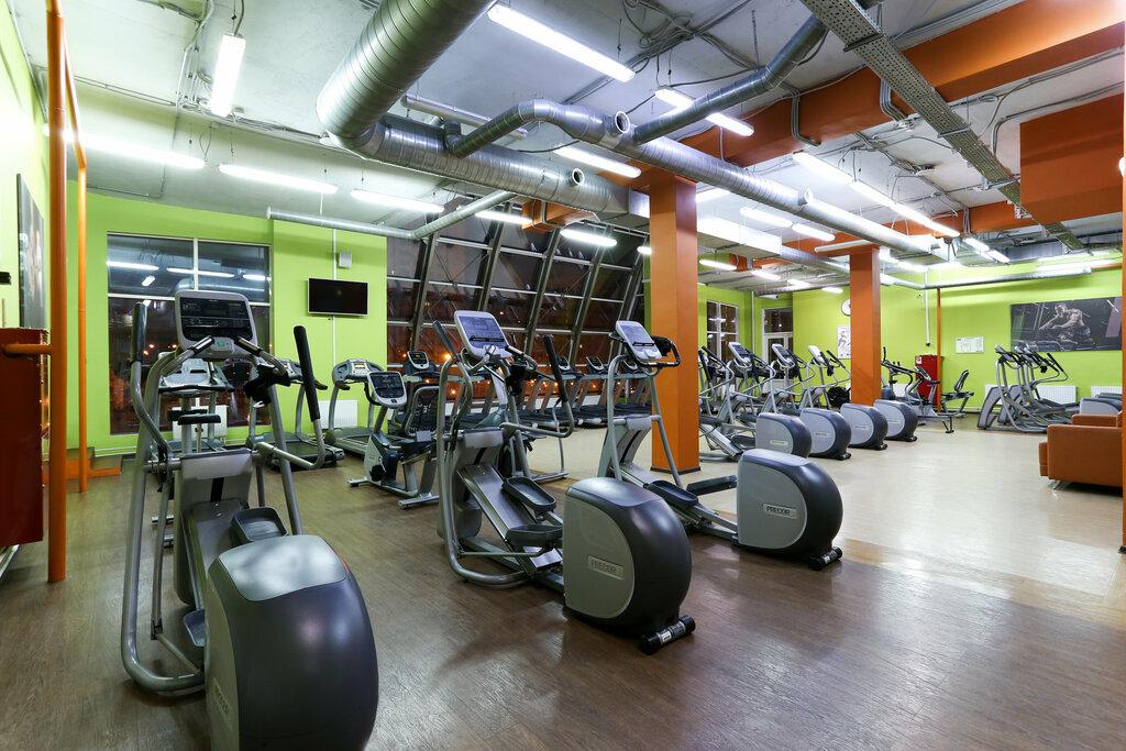 клуб фитнес парк москва