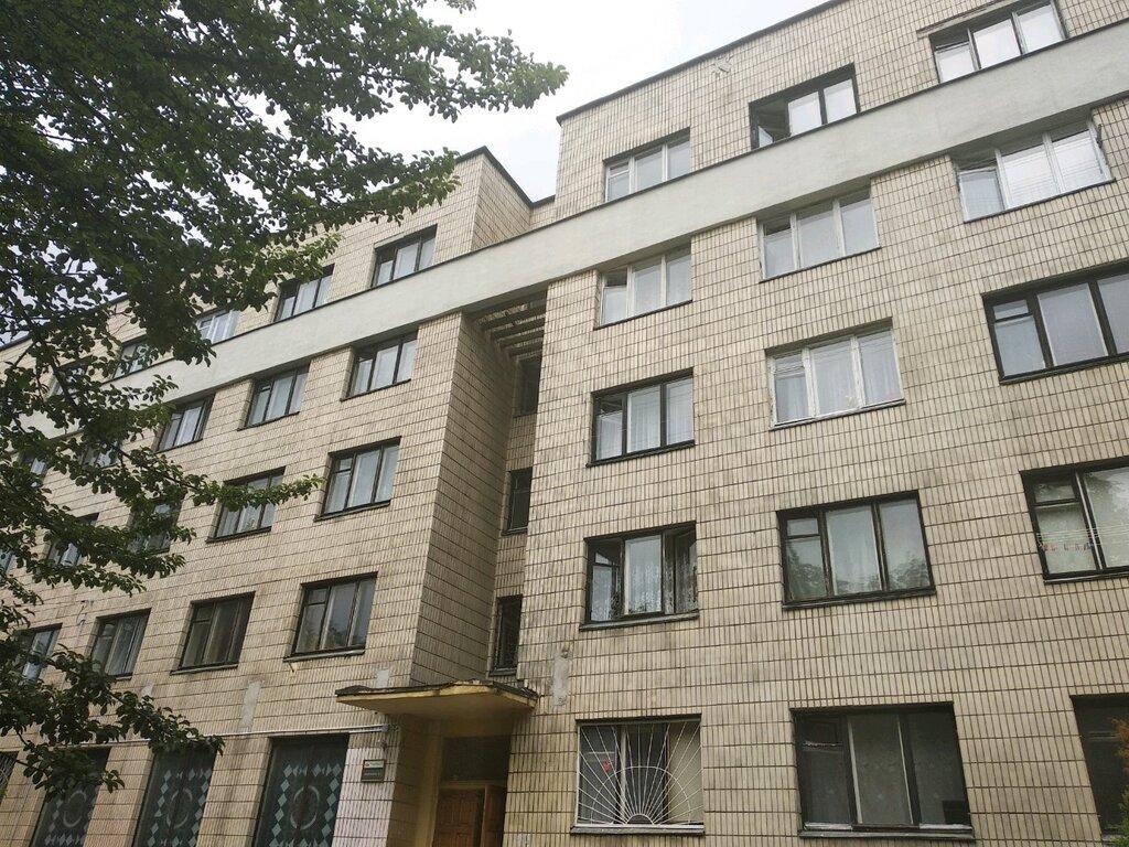 общежитие — Общежитие № 9 МАЗ — Минск, фото №1