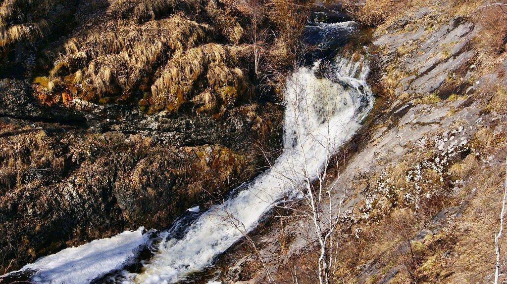 водопад кобелякские пороги фото только