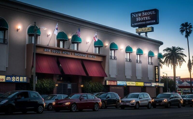 New Seoul Hotel Los Angeles