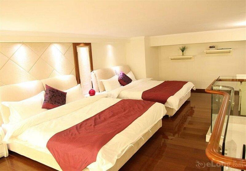 Guangzhou Hip-hop Hotel Apartment