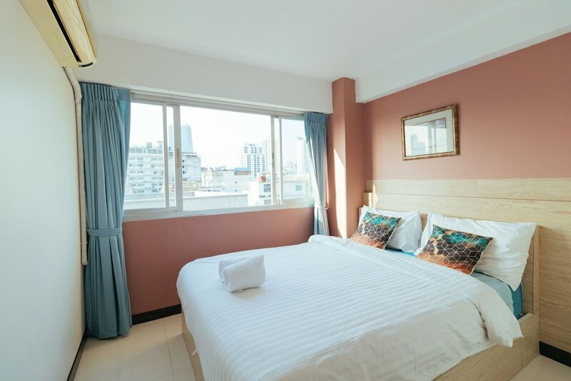 Bangkok Two Bedroom Apartment