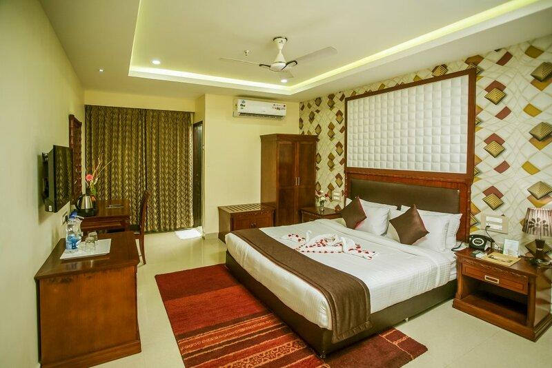 Отель Sathyam Grand Resort
