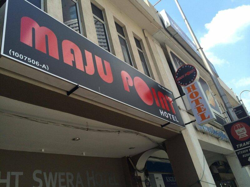 Maju Point Hotel