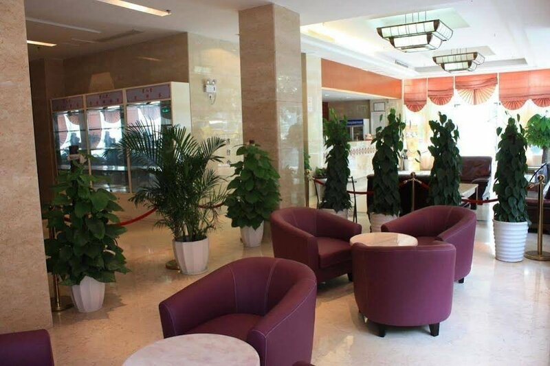 China's Emerging Business Hotel in Guangzhou Import and Export Corpora