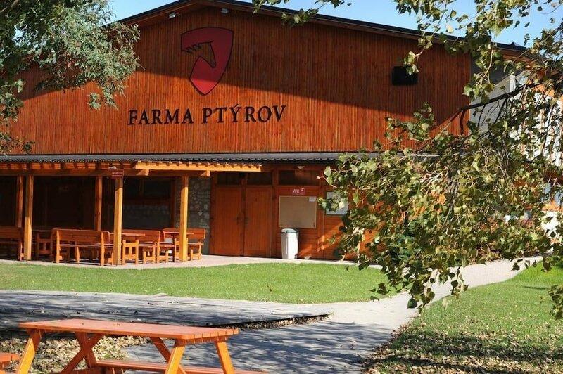 Отель Farma Ptýrov
