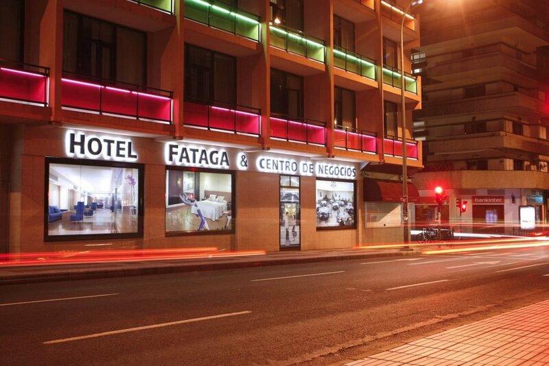 Hotel THe Fataga y Centro de Negocios