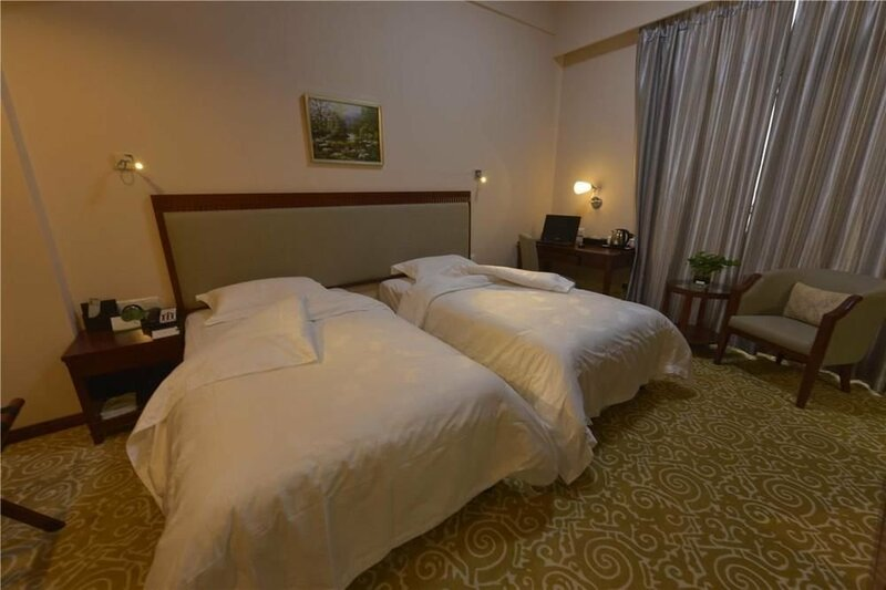 Shaanxi Mba College Academic Exchange Center Hotel