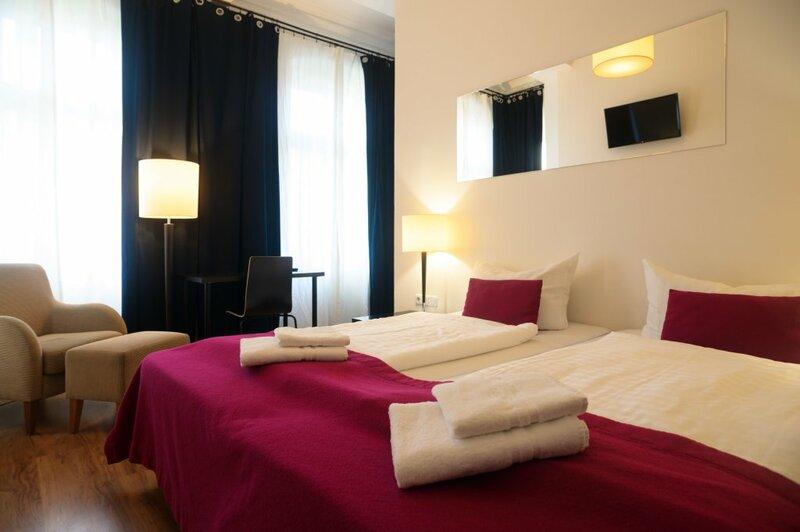 Отель Goldmarie