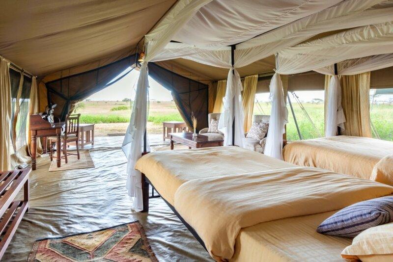 Karibu Camps and Lodges Sametu Camp Serengeti