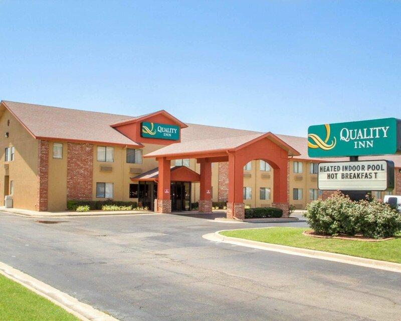 Quality Inn Broken Arrow - Tulsa