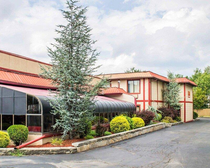 Econo Lodge Scranton near Montage Mountain