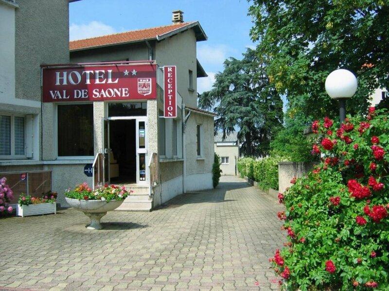 Hotel du Val de Saône