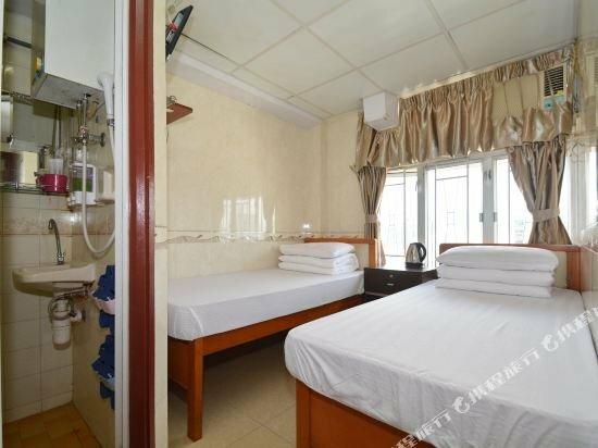 Apple Inn Mong Kok - Hostel