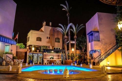 Marrakech Palm Club