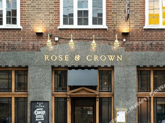 PubLove @ The Rose & Crown