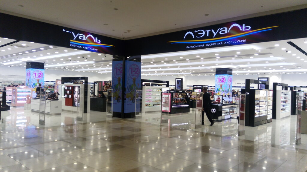 магазин косметики и парфюмерии владивосток