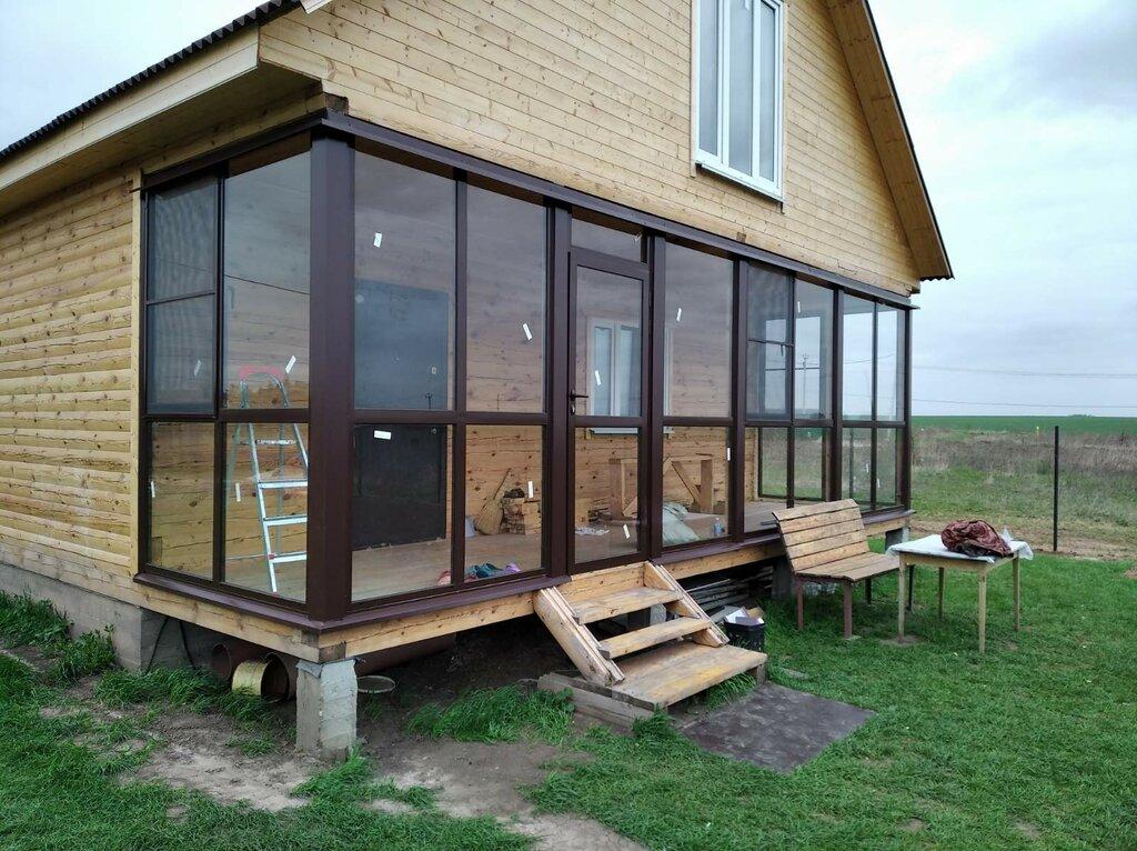 остекление балконов и лоджий — Просвет — Владимир, фото №2