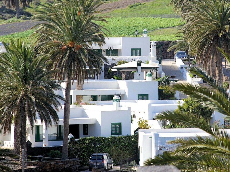 Detached Villa With Communal Swimming Pool, Located in the North of Lanzarote