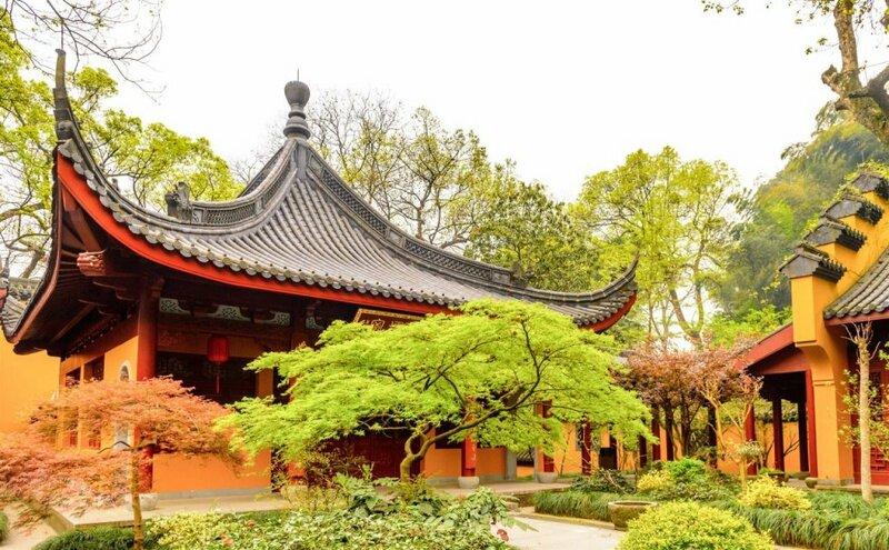 Hangzhou Lingyin 53 Zen House
