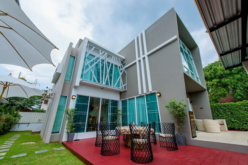 Dream Living Chiangmai Pool Villa