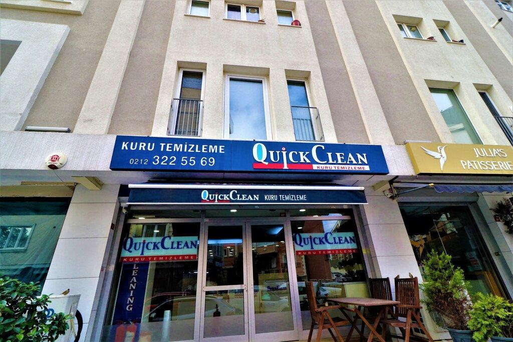 dry-cleaning — Quick Clean Kuru Temizleme — Eyupsultan, photo 1