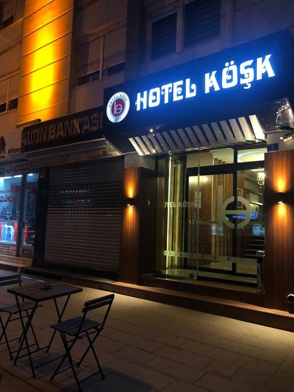 Hotel Kosk