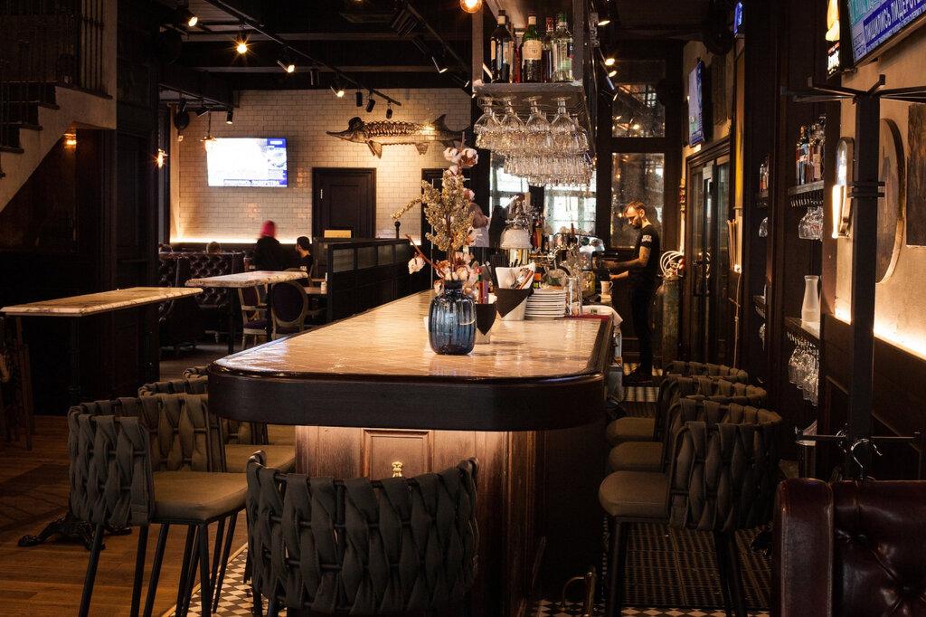 бар, паб — Bruxx — Москва, фото №1