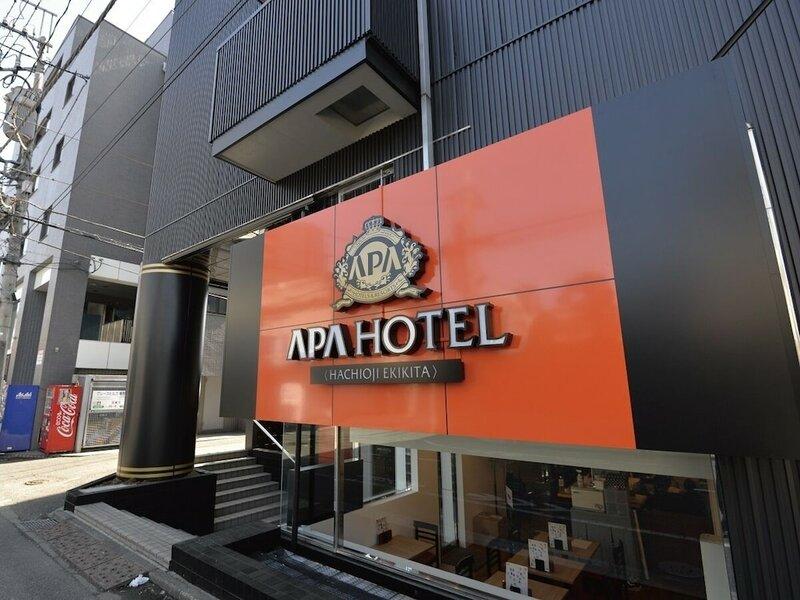 Apa Hotel Hachioji Eki Kita Feb 27, Rebrand Open)