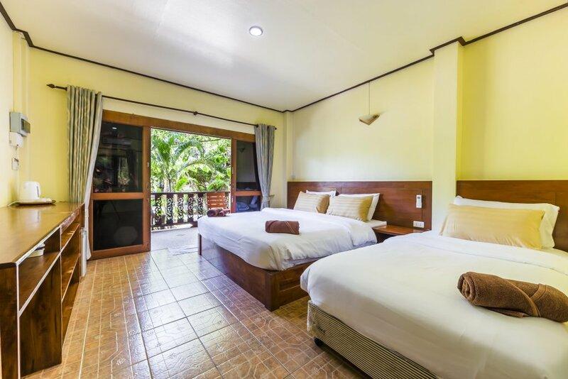 Отель Coral View Resort