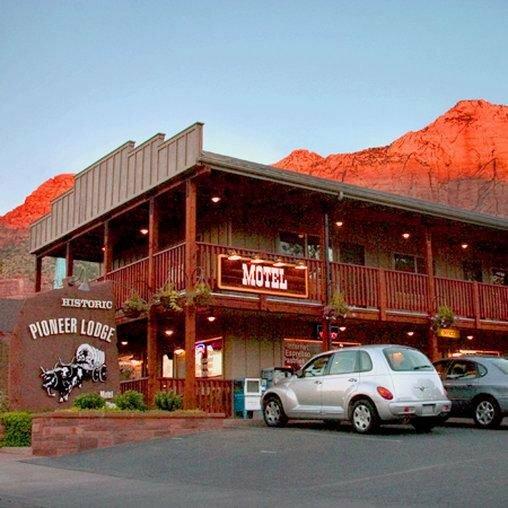 Pioneer Lodge