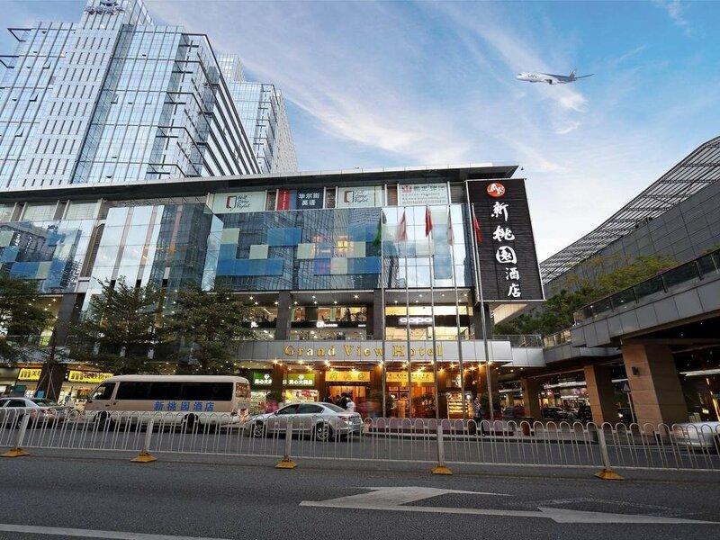Grand View Hotel Nanshan Taoyuan Branch