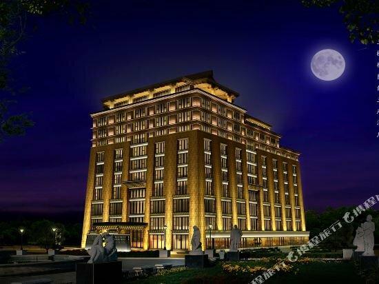 Gesar Palace Hotel Yushu