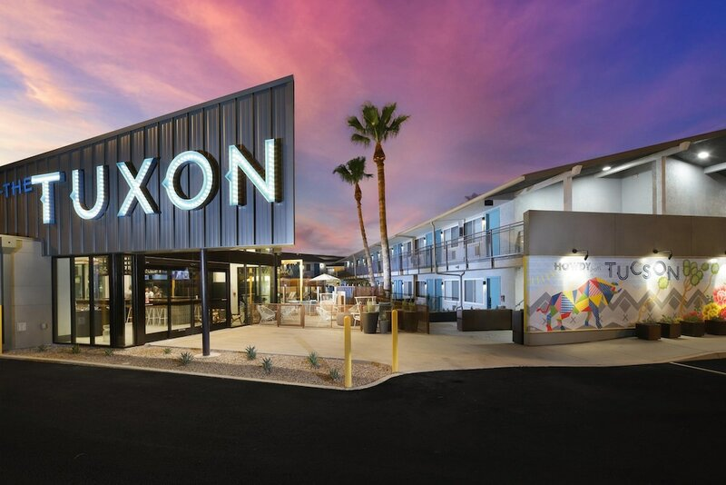 The Tuxon Hotel Tucson A Member Of Design Hotels