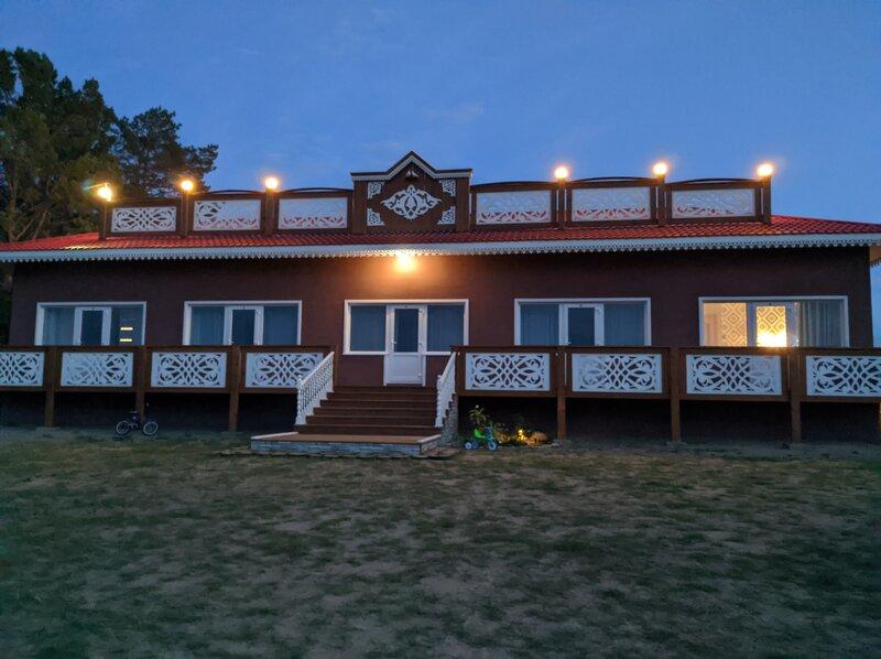 U Lukomorya Guesthouse