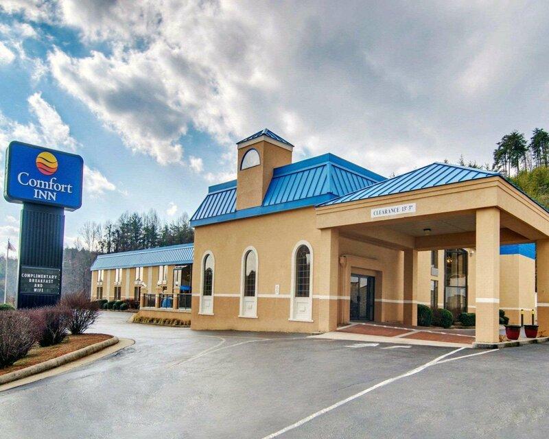 Comfort Inn near Martinsville Speedway