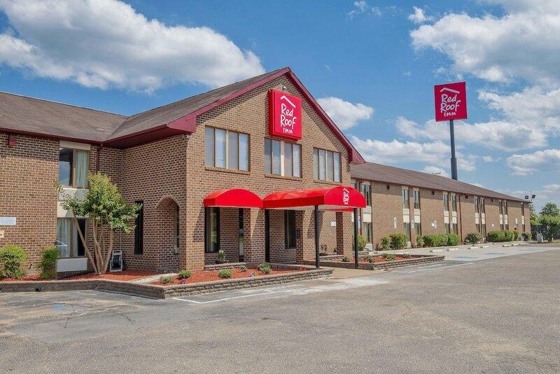 Red Roof Inn Roanoke Rapids