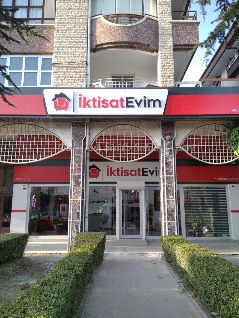 banka dışı kredi organizasyonu — İktisatEvim Ankara Keçiören Şubesi — Keçiören, foto №%ccount%