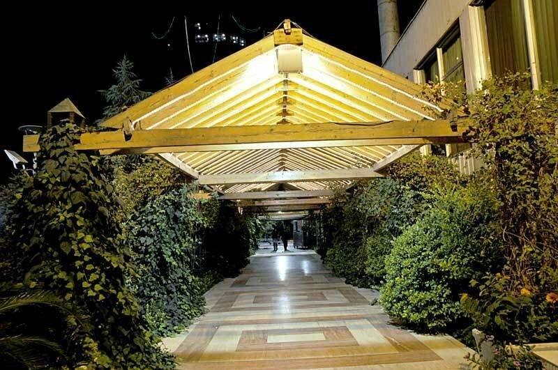 Hotel Homa Teheran