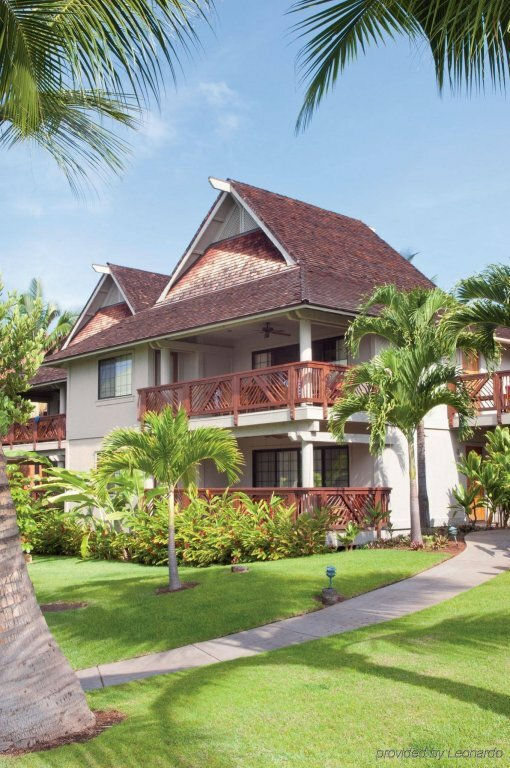 Wyndham Vr Kona Hawaiian Resort