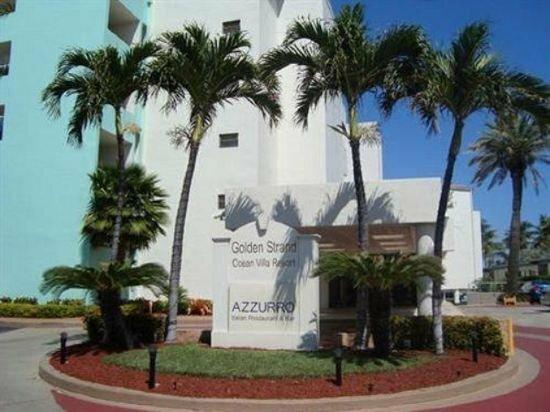 Golden Strand Ocean Villa Resort