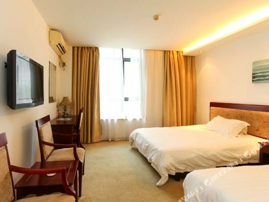 Goldmet Inn Wuxi Liangxi Road