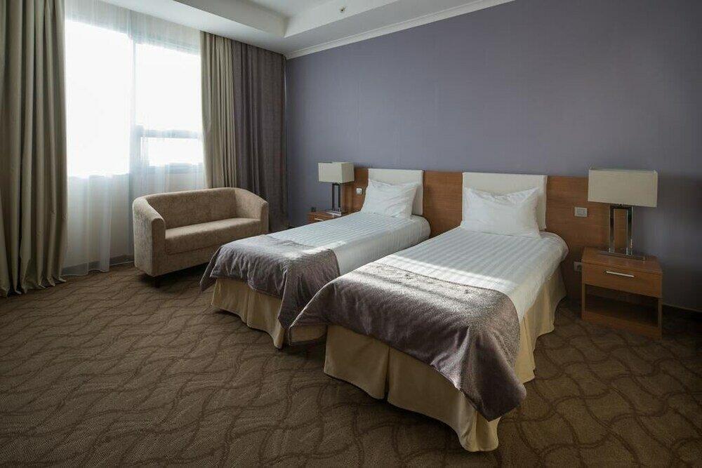 гостиница — Hotel Duman — Нур-Султан, фото №1