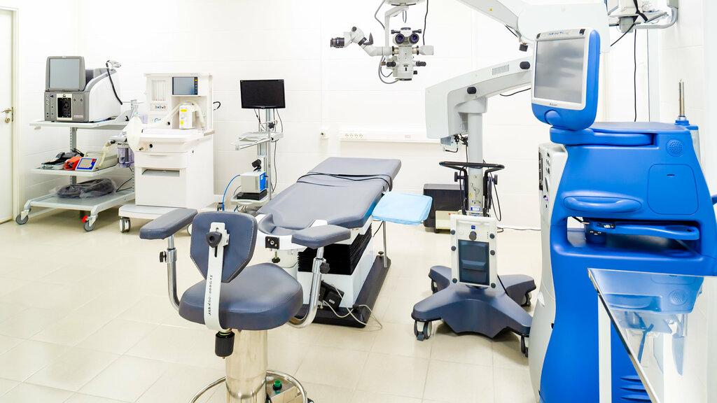 коррекция зрения — Глазная клиника доктора Беликовой — Москва, фото №1