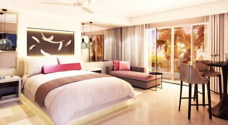 Chic Punta Cana -luxury Junior Suite Swim Out Diamond Club-