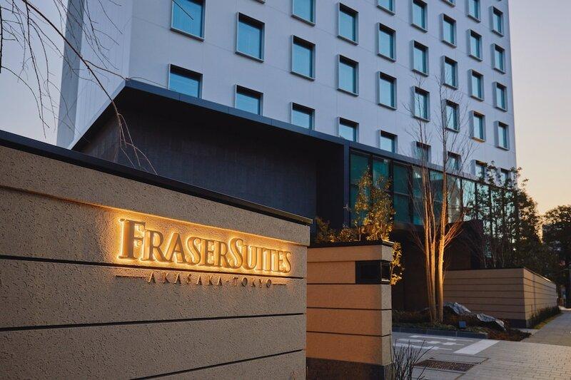 Fraser Suites Akasaka Tokyo