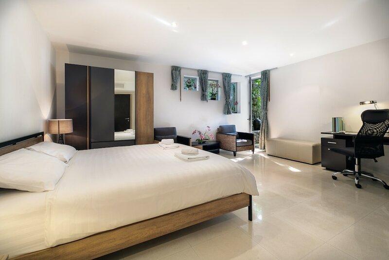 Spacious 5-Bedroom Surin Beach Villa